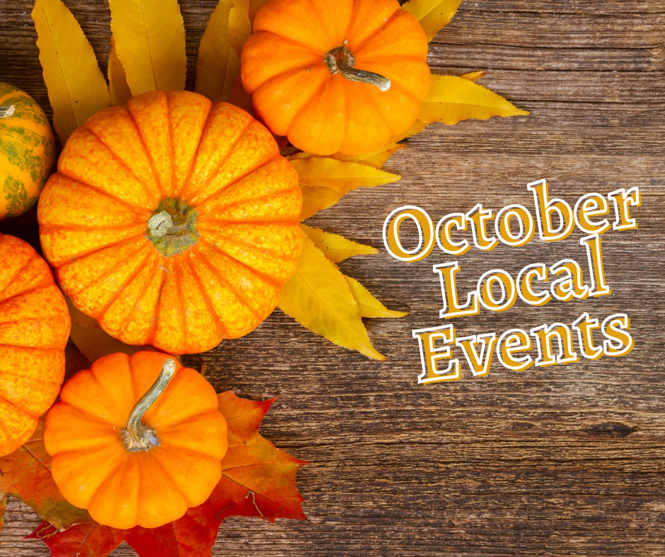 October Local Events
