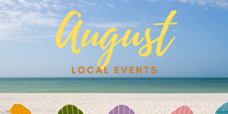 August Local Events