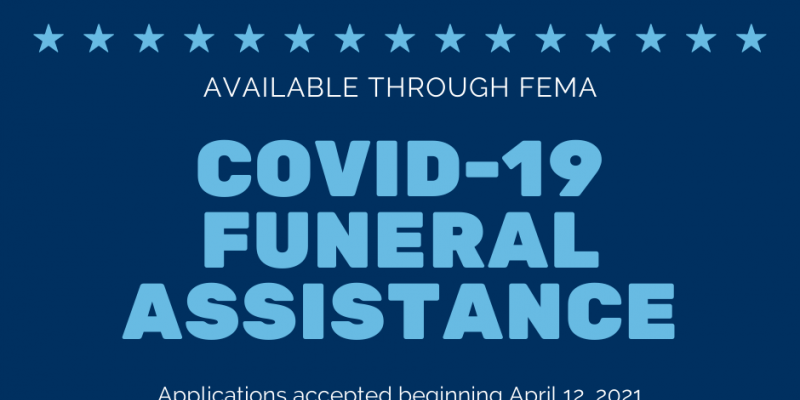 COVID-19 Funeral Assistance