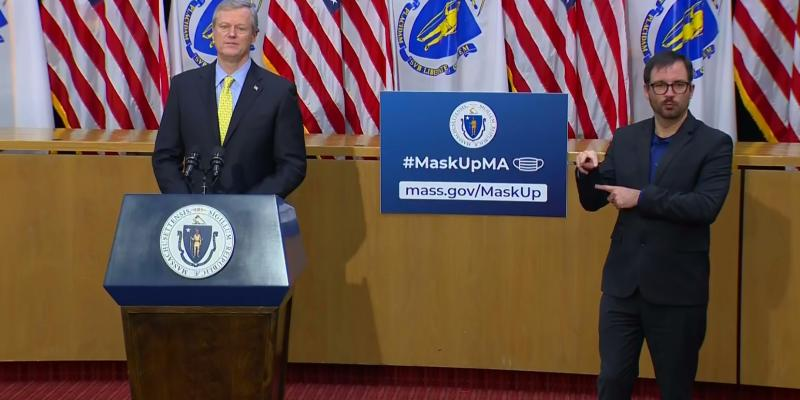 Governor Announces Extension, Shares New Guidance