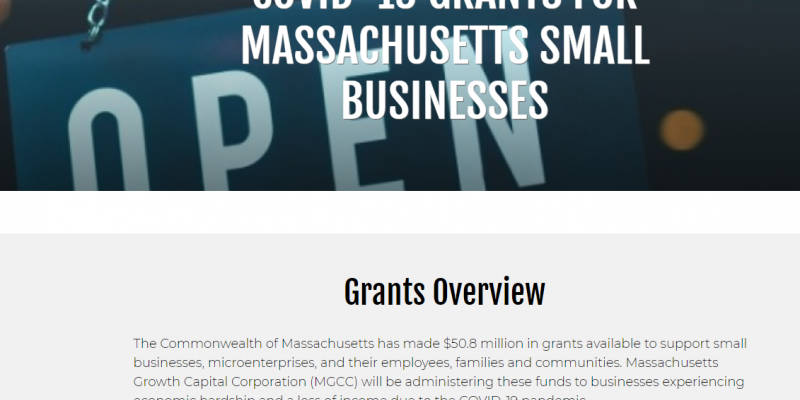 Mayor O'Connell Urges Local Businesses to Apply for State Grants