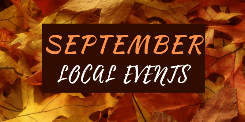 September Local Events